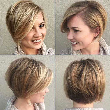 Short Fine Haircut for Women, Hair Short Pixie Women