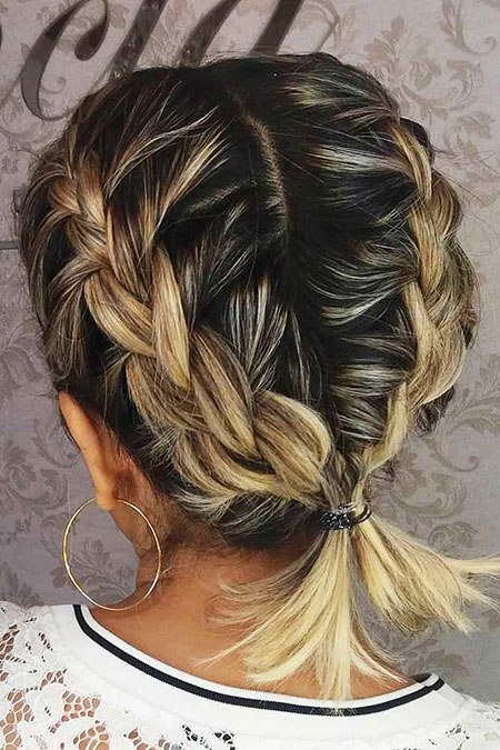 Hair Braids Braided Updo