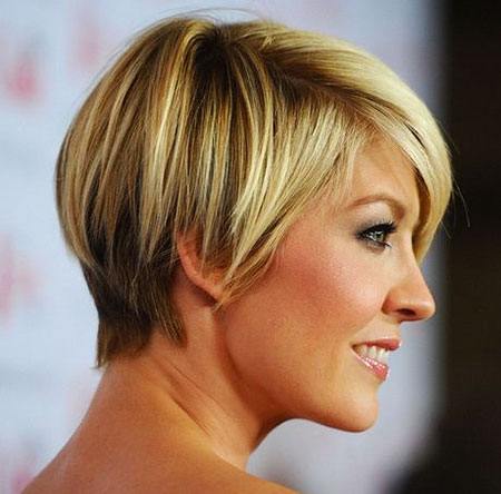Short Hair Women Cuts