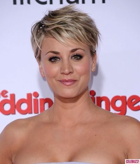 Choppy Short Cut, Hair Short Pixie Celebrities