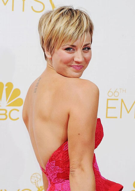 Hair Short Pixie Celebrities