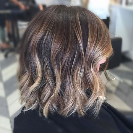 Balayage Short Hair, Balayage Hair Hairtyles Color