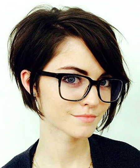 Cute Short Haircut for Women, Pixie Hairtyles Short Long