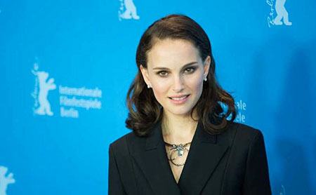 Natalie Portman Short Hair, Short Hairtyles Side Dark