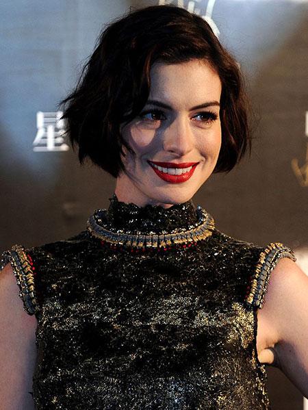 Anne Hathaway Anne Watson