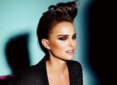 25 Natalie Portman Short Hair Celebrity Short Hairstyles