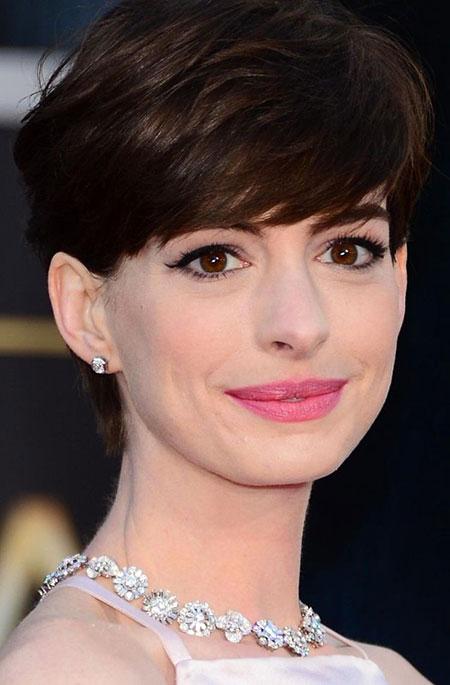 Hair Anne Hathaway 50