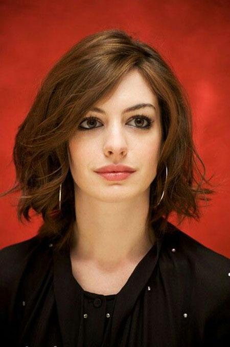 Bob Hair Anne Hathaway