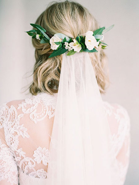 Wedding Bridal Veil Bride