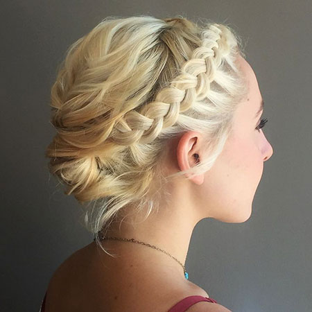 Hair Updo Hairtyles Braid