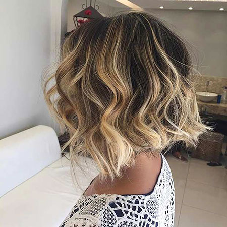 Balayage Hair Blonde Bronde