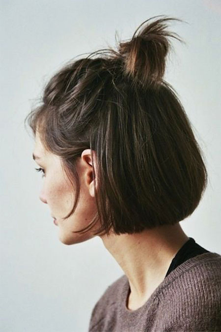 Layered Length Bob Shoulder
