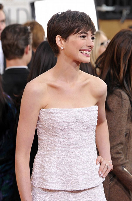 Pixie Anne Hathaway Wedding