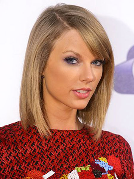 Hair Taylor Swift Length