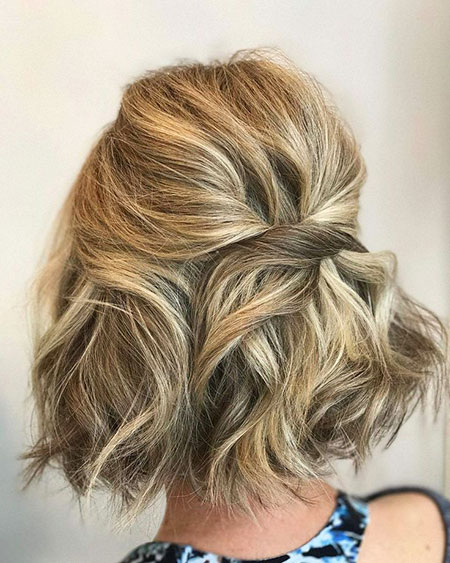 Updo Hair Hairtyles Tousled