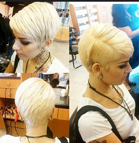 Pixie Hair Short One