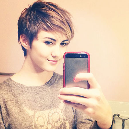 Long Straight Pixie, Pixie Hair Short Long