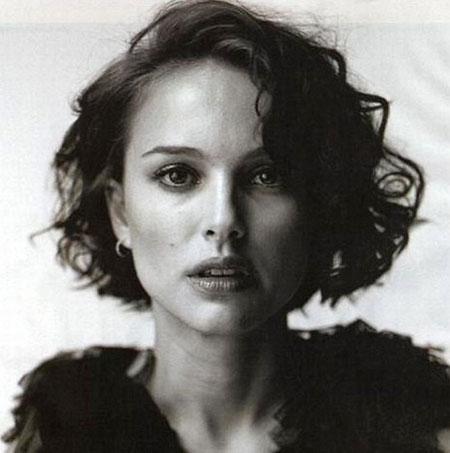 Natalie Portman Bob Bobs