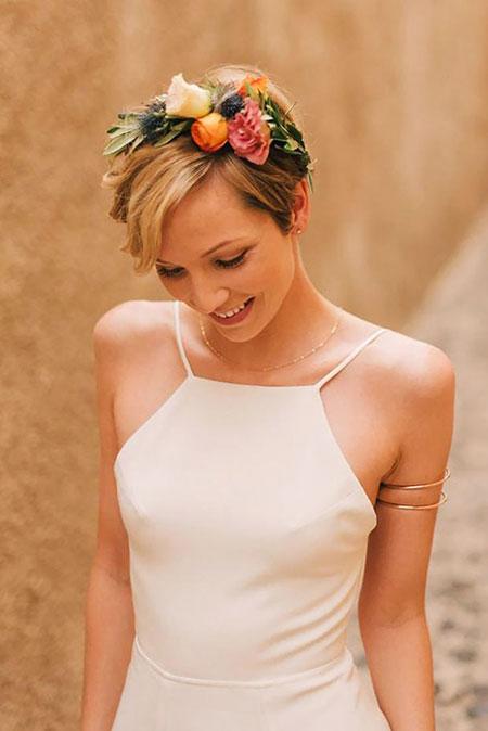 Wedding Bridal Crown Hair