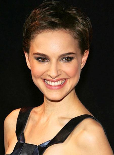 Hair Pixie Natalie Portman