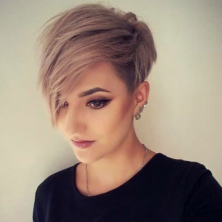 Pixie Hair Short Straight