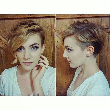 Pixie Hair Length Chin