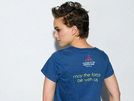 Tank Natalie Portman Racerback
