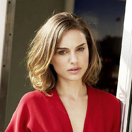 Shoulder Length Bob, Hair Natalie Portman All