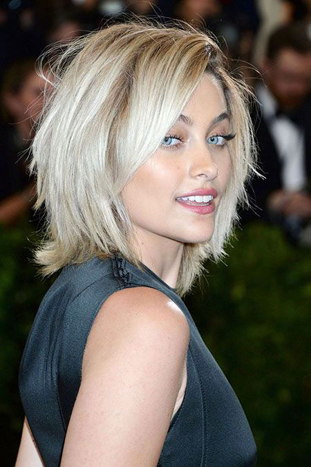 Paris Jackson Shag Haircut, Hair Hairtyles Shaggy Bob