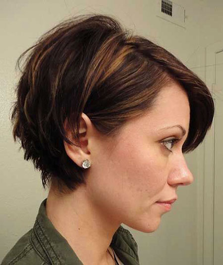 Short Choppy Layered Bob, Short Choppy Layered Hair