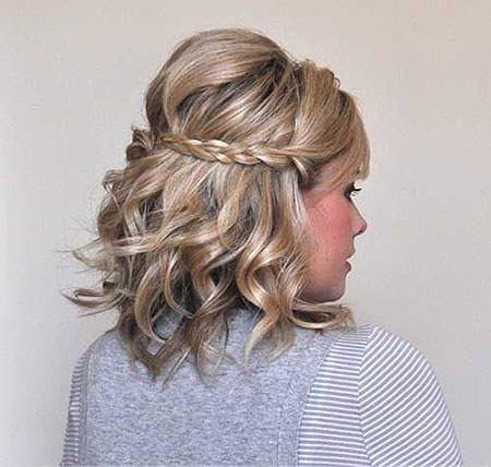Braided Half Up, Hairtyle Hairtyles Easy Ideas