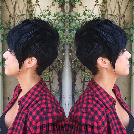 Pixie Hair Short Long