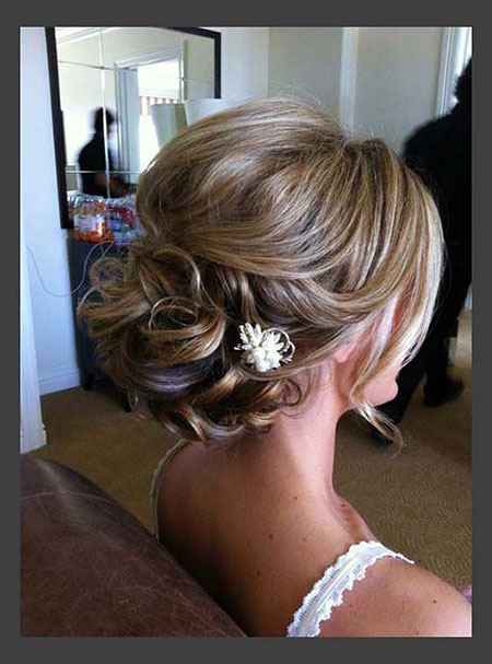 Wedding Hair Medium Length