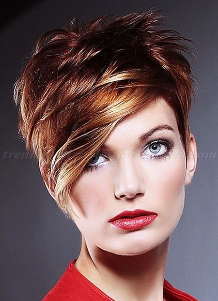 Hair Short Pixie Long