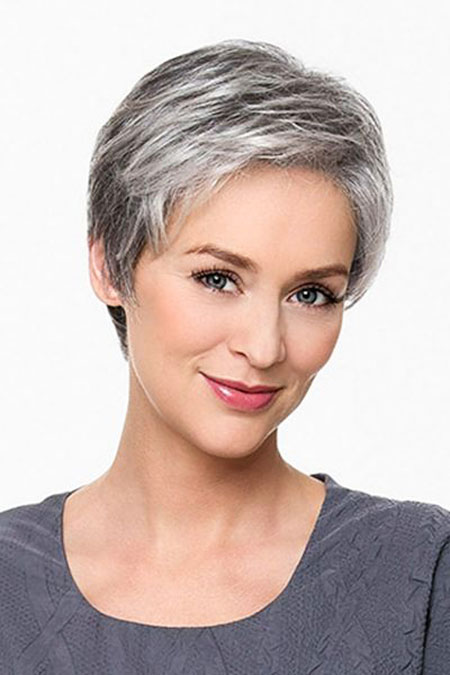 Hair Short Highlights Pixie