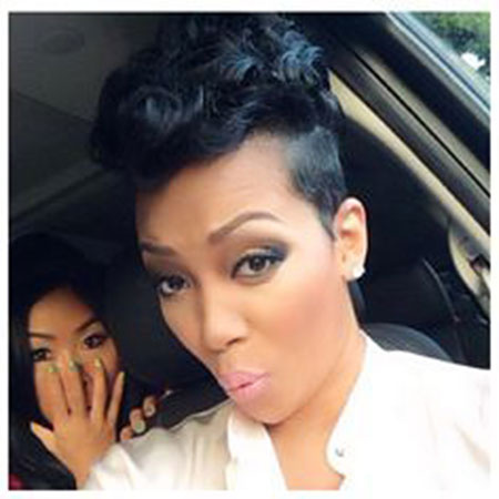 Hair Short Keyshia Cole