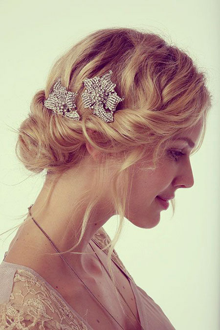 Hair Wedding Hairtyles Fine
