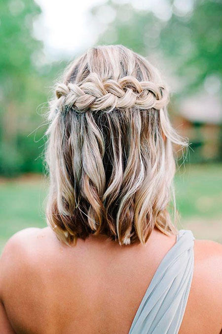 Hair Hairtyles Braided Short