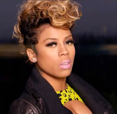 Curly Short Keyshia Cole