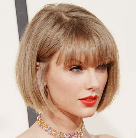 Bob Taylor Swift Hair