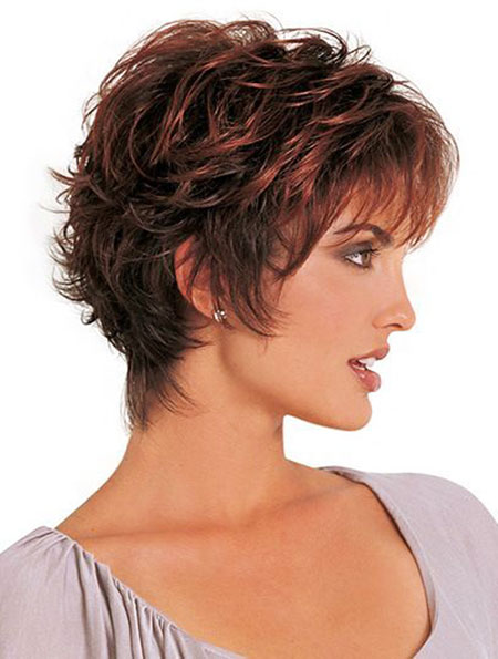 23 Short Shag Hairstyles