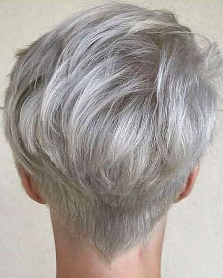 Pixie Balayage Blonde Cut