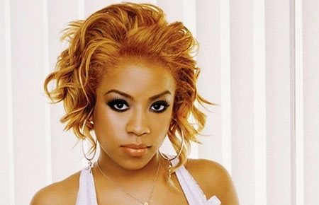 Hair Keyshia Cole Dyed