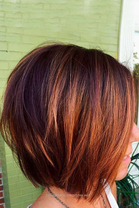 30 Auburn Hair Color For Short Hair Short Hair Color
