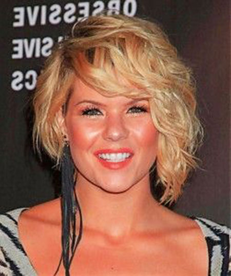 Short Curly Hair for Fat Faces, Hair Short Curly Fat