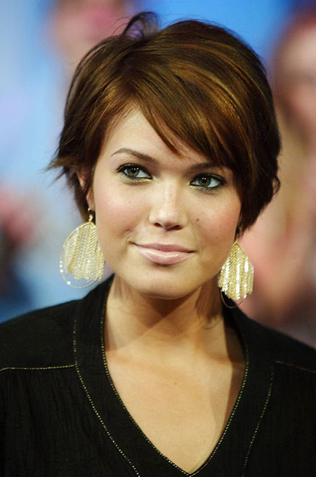 Mandy Moore Short Hair, Short Hair Moore Mandy