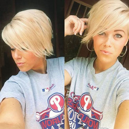 Blonde Long Pixie Bob