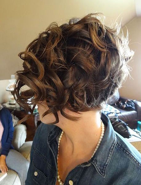Thick Curly Short Bob, Curly Bob Hair Blonde
