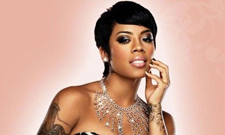 Relaxed Short Hair, Keyshia Cole Hair Makeup