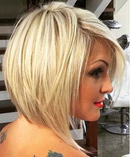 Bob Blonde Short Hairtyles